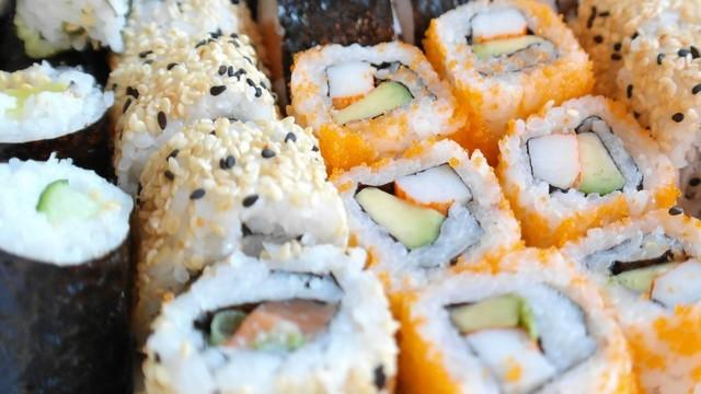 Tipos de sushi maki